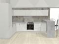 Virtuvės baldų projektas