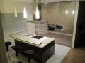 Virtuvės baldai su sala 1