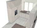 Šviesi ir talpi virtuvė 2