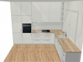 Balta virtuvė 2