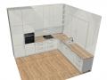 Balta virtuvė 3