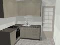 Standartinės virtuvės projektas 4
