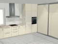 Virtuvės baldų projektas 2