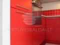 Raudona virtuve 2